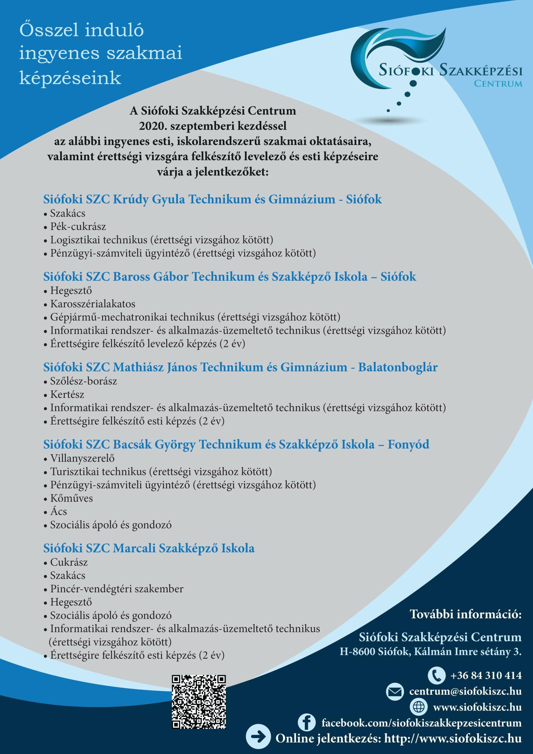 Plakat_felnottoktatas_2020_osz_SiofokiSZC_kicsi